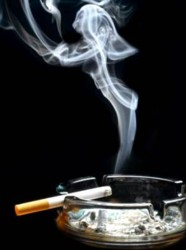 Tobacco Smoke causes Air Pollution