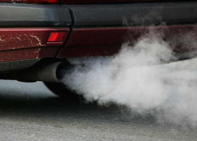 vehicuar-causes-air-pollution