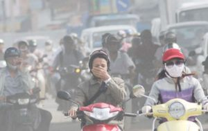 ways to stop Air Pollution caused by vehicles