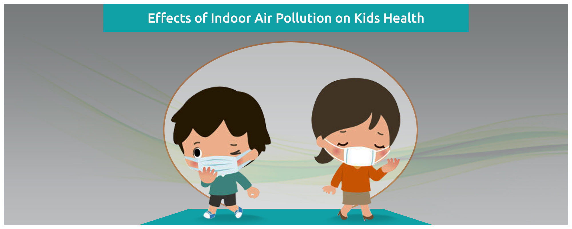 How Poor air quality affects your Child's Health