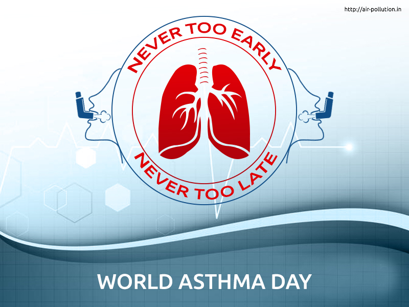 World Asthma Day 2018: Raise Awareness To Control Airway Disease