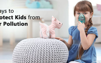 How to protect your kids from air pollution?